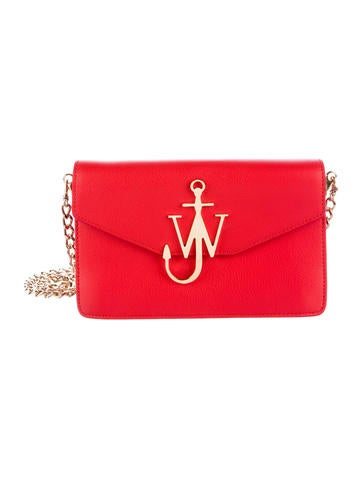J.W. Anderson Monogram Crossbody Bag w/ Tags