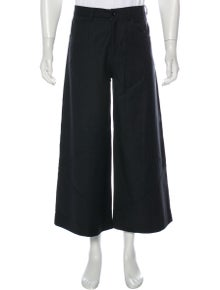 1e6d5b5ede J.W. Anderson. Cropped Virgin Wool Pants