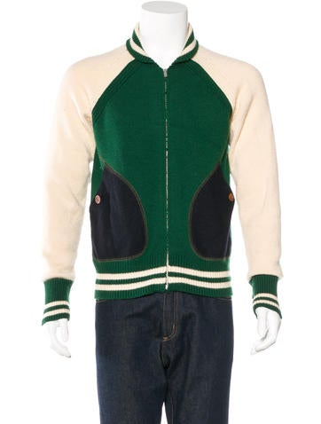 Junya Watanabe Comme des Garçons Wool Patch Jacket None