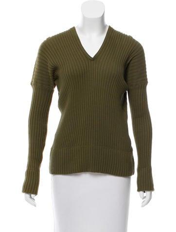 Junya Watanabe Comme des Garçons Long Sleeve Knit Sweater None