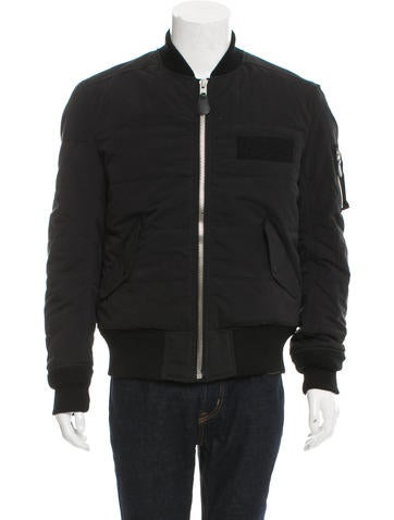 Junya Watanabe Comme des Garçons Padded Bomber Jacket w/ Tags None