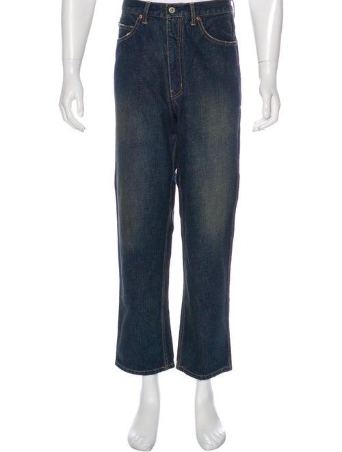Junya Watanabe Comme des Garçons Straight Jeans bl