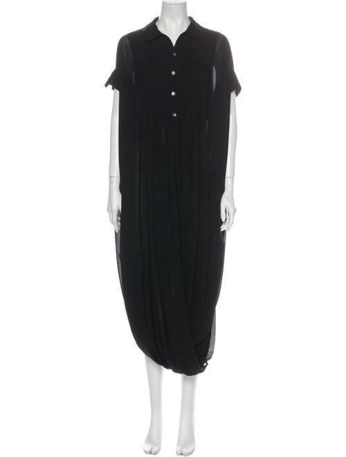 Junya Watanabe Comme des Garçons Long Dress Black