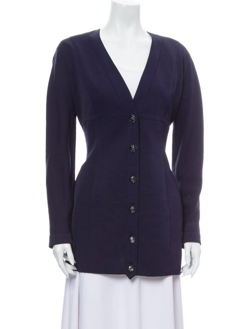 Karl Lagerfeld Jacket Blue
