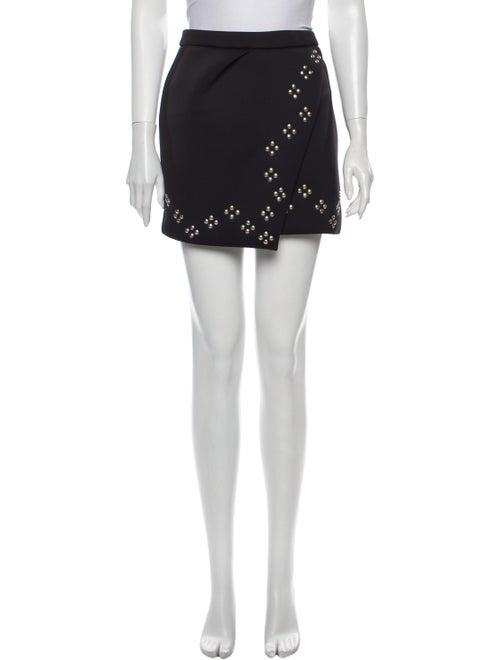 Karl Lagerfeld Mini Skirt Black