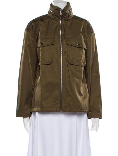 Karl Lagerfeld Utility Jacket Green