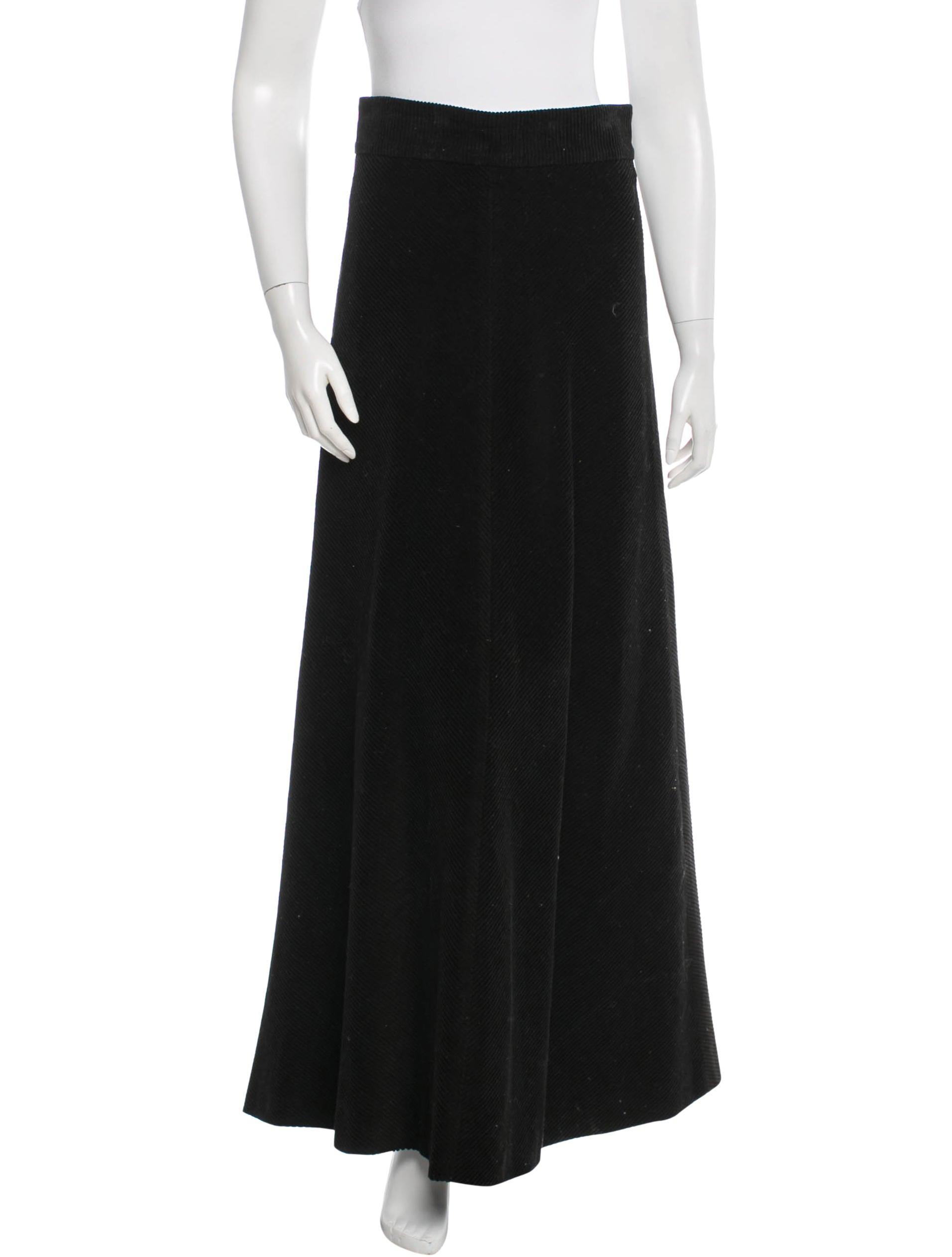 walker a line maxi skirt clothing kar20401 the
