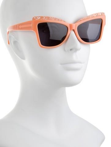 Atomic Cat-Eye Sunglasses w/ Tags