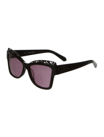 Atomic Filigree Sunglasses