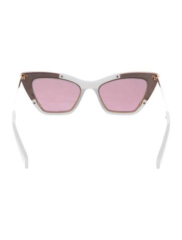 Siouxsie Cat-Eye Sunglasses