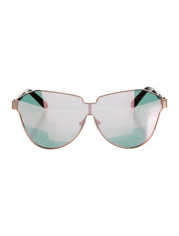 Cosmonaut Reflective Sunglasses w/ Tags