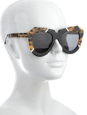 One Splash Tinted Sunglasses w/ Tags