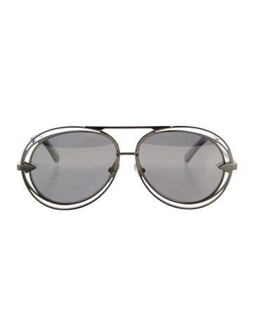 Jacques Aviator Sunglasses w/ Tags