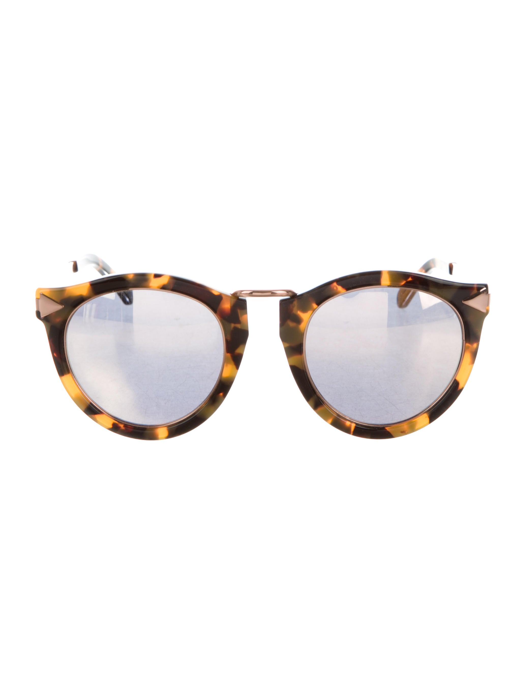 731ad549af Karen Walker Harvest Superstars Sunglasses - Accessories - KAR21349