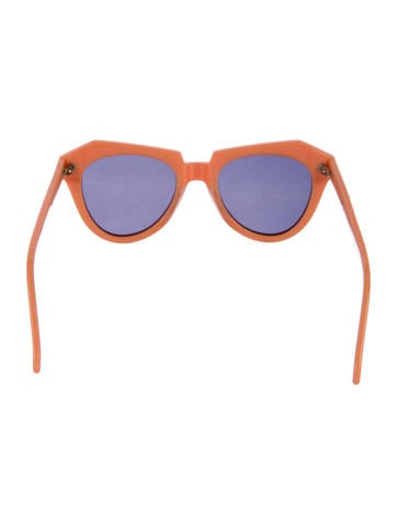 Number One Acetate Sunglasses