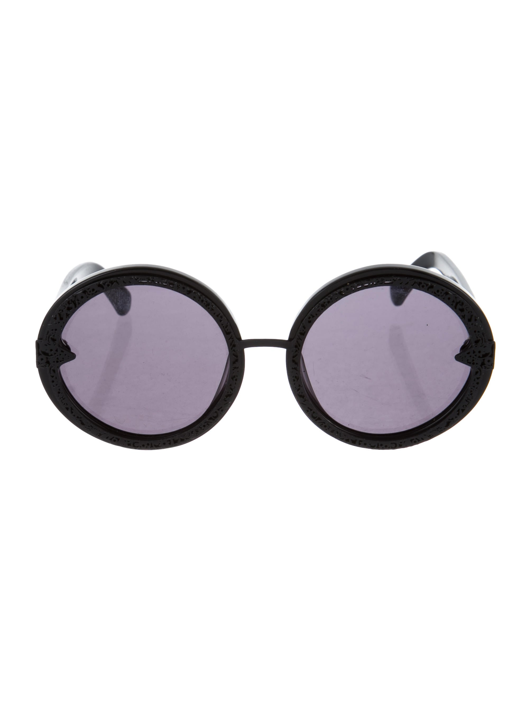 3884fdbc4f79 Karen Walker Orbit Filigree Sunglasses - Accessories - KAR21747 ...