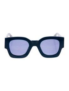 08f50bc0100f Karen Walker. Acetate Oversize Sunglasses
