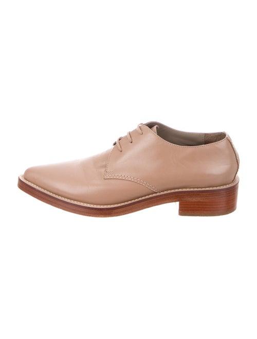 Karen Walker Leather Oxfords
