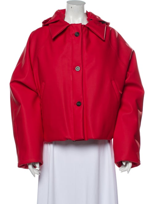 Kassl Jacket w/ Tags Red