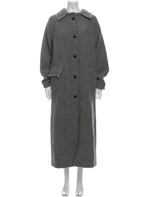 Kassl Coat w/ Tags Grey