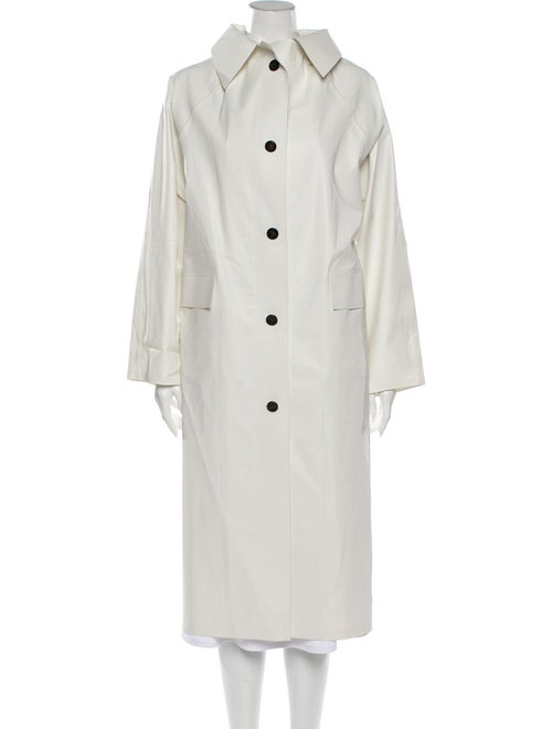 Kassl Trench Coat w/ Tags White