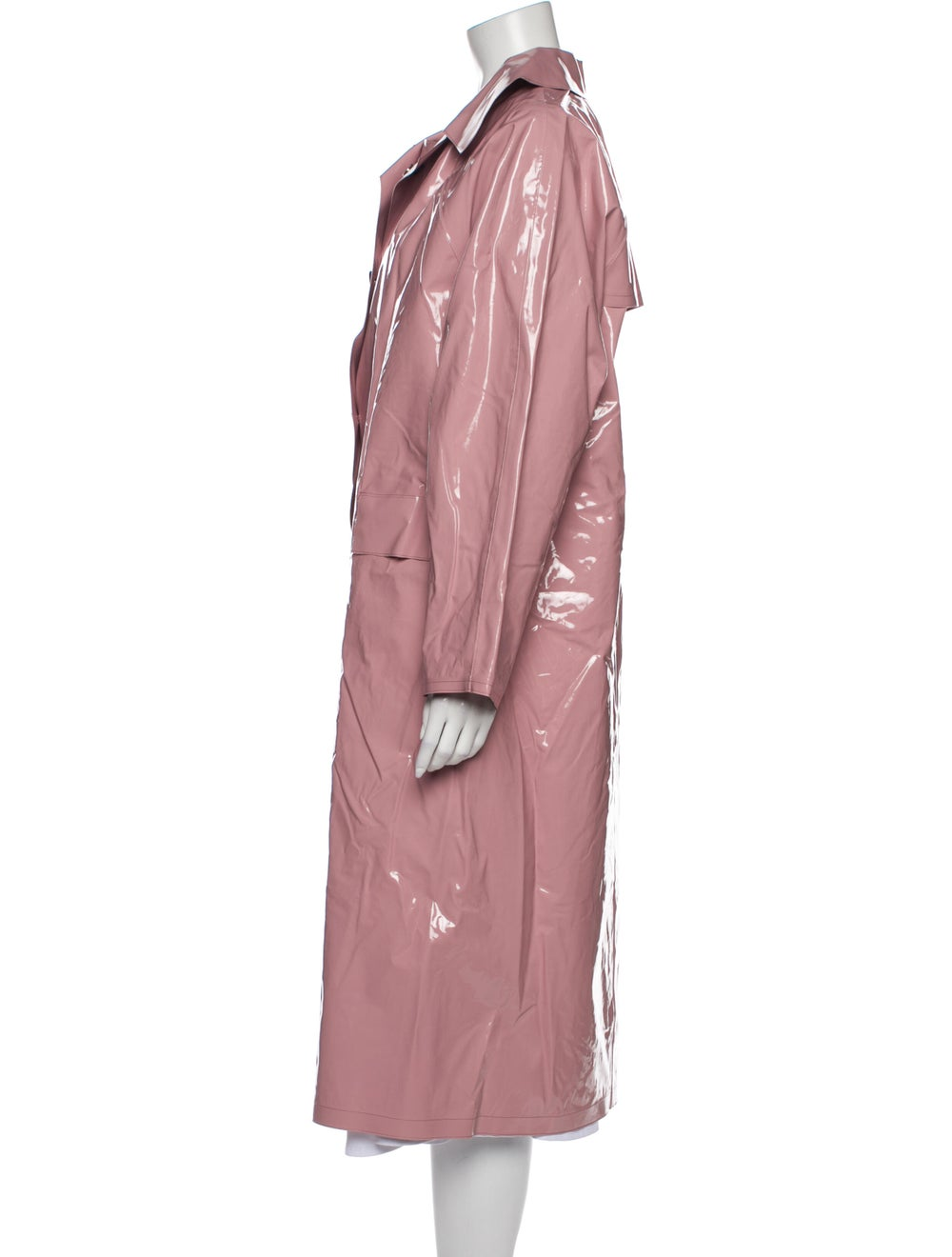 Kassl Trench Coat Pink - image 2
