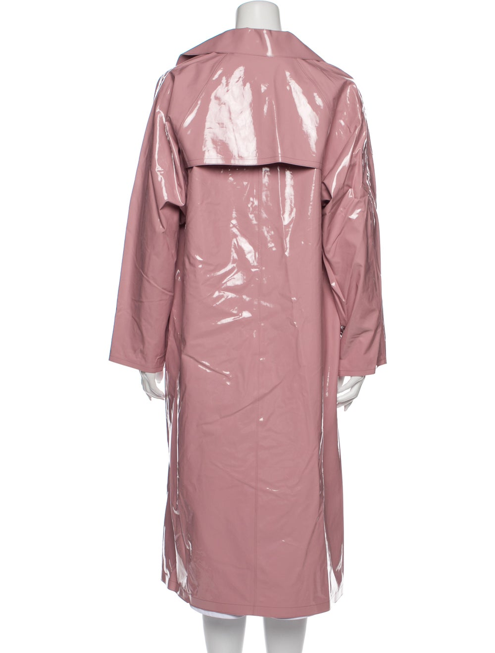 Kassl Trench Coat Pink - image 3