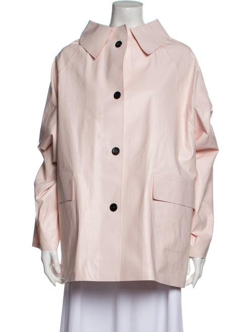 Kassl Coat Pink