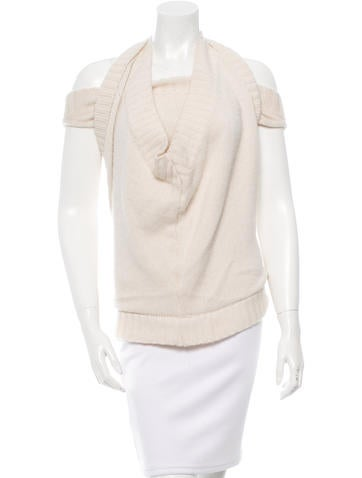 Kaufmanfranco Cashmere Overlay Top None