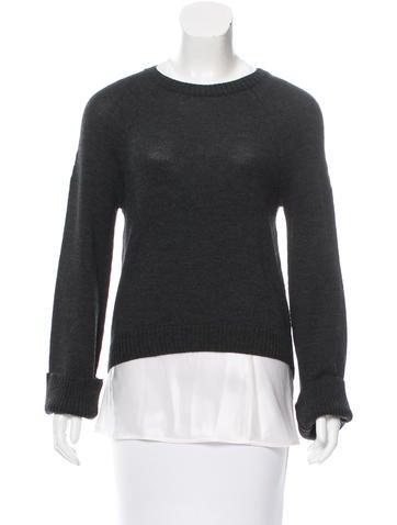 Kaufmanfranco Wool Knit Sweater None