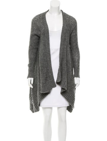 Kaufmanfranco Asymmetrical Loft Cardigan w/ Tags None