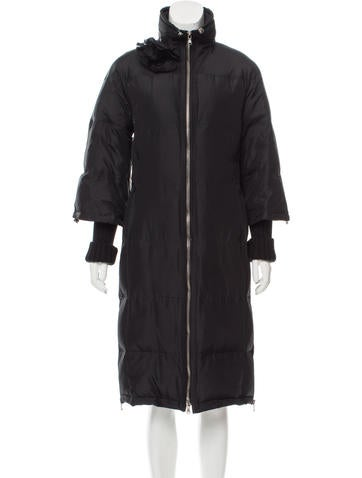 Kaufmanfranco Long Down Coat None