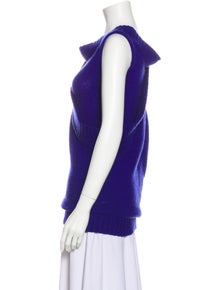 KAUFMANFRANCO Cashmere Sleeveless Top