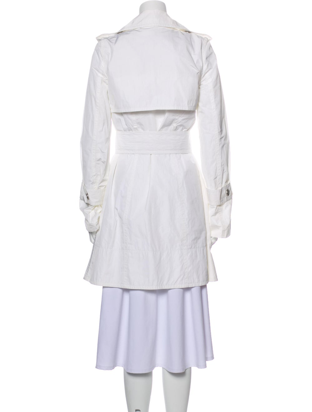 Kaufmanfranco Trench Coat White - image 3