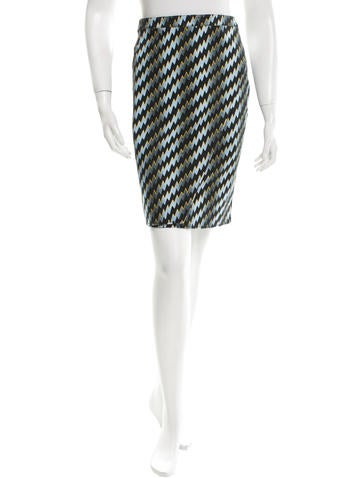 kenzo printed denim skirt clothing ken23091 the realreal