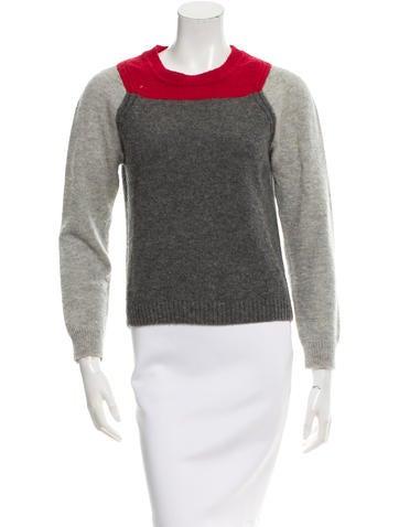 Kenzo Knit Long Sleeve Sweater None