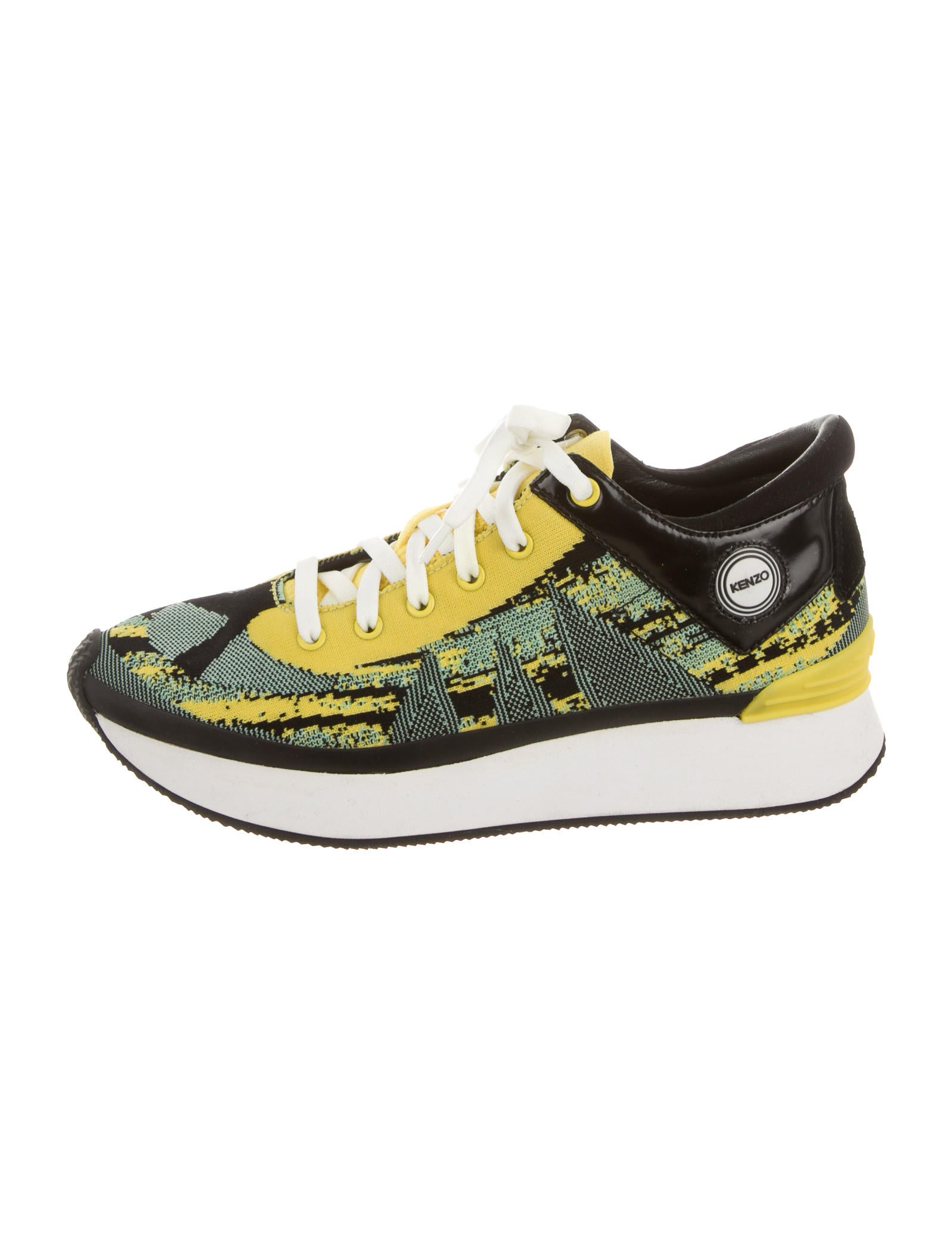 kenzo canvas low top sneakers shoes ken23418 the