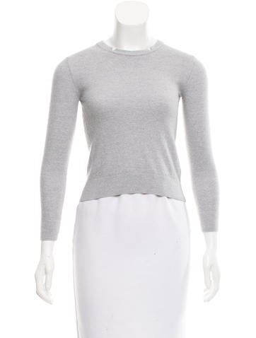 Kenzo Wool Long Sleeve Sweater None