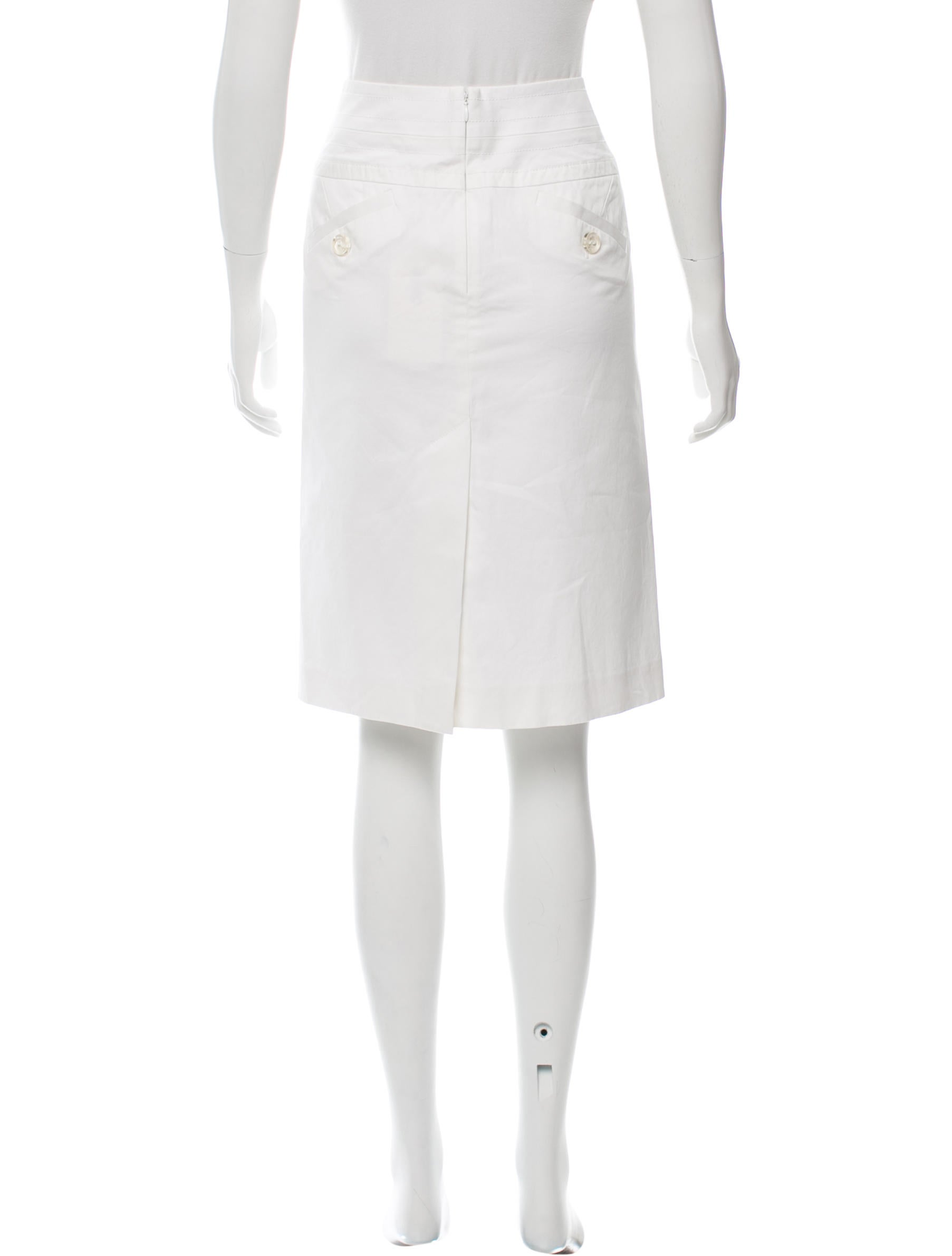 kenzo knee length pencil skirt w tags clothing