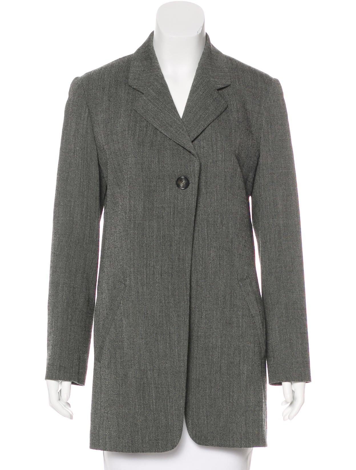 Vintage Wool Coat 108
