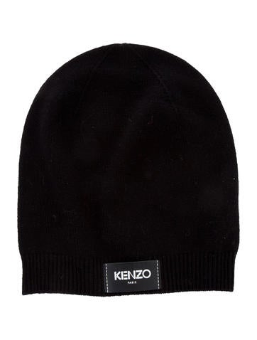Kenzo Rib Knit Wool Beanie w/ Tags None