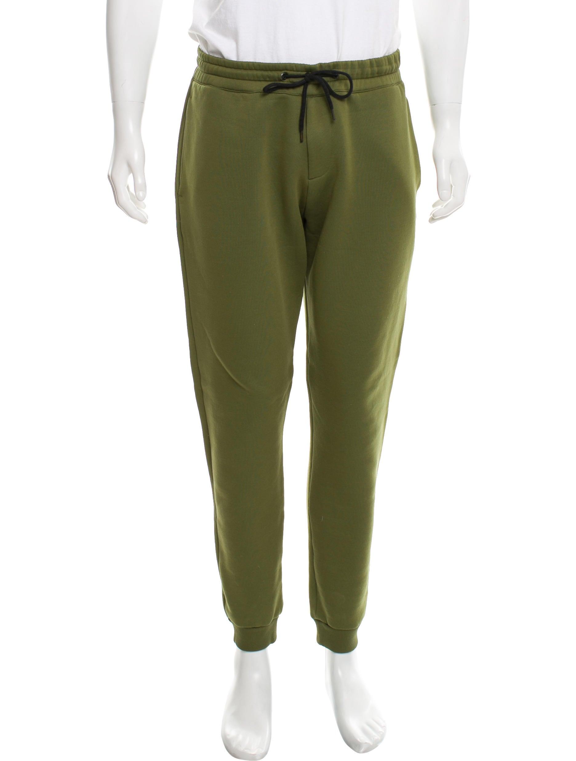fa11949a Kenzo Woven Jogger Sweatpants - Clothing - KEN29382   The RealReal