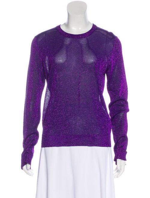 Kenzo Lightweight Knit Sweater Indigo