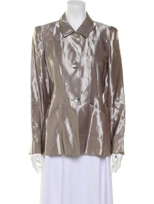 Kenzo Evening Jacket Silver