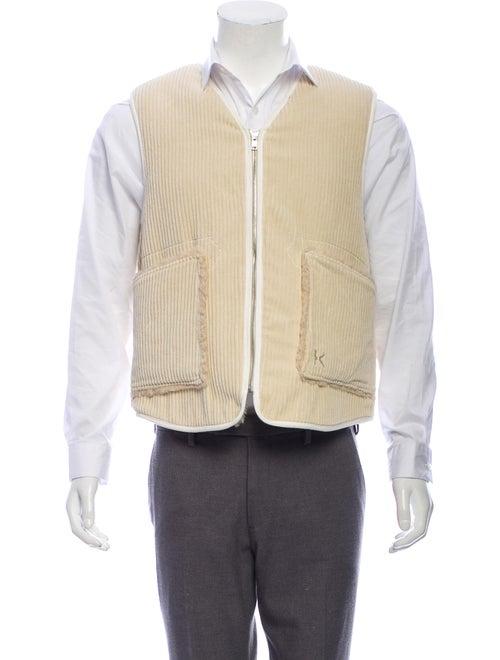 Kenzo Corduroy Vest