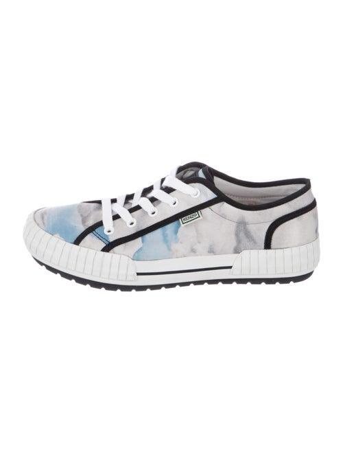 Kenzo Helmut Sneakers Blue