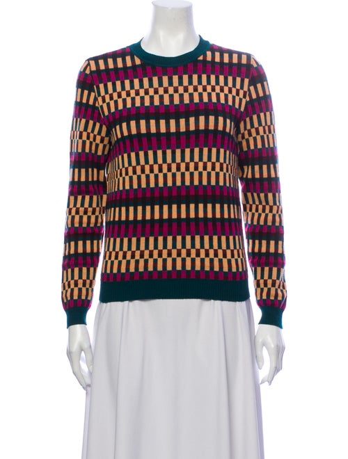 Kenzo Striped Crew Neck Sweater