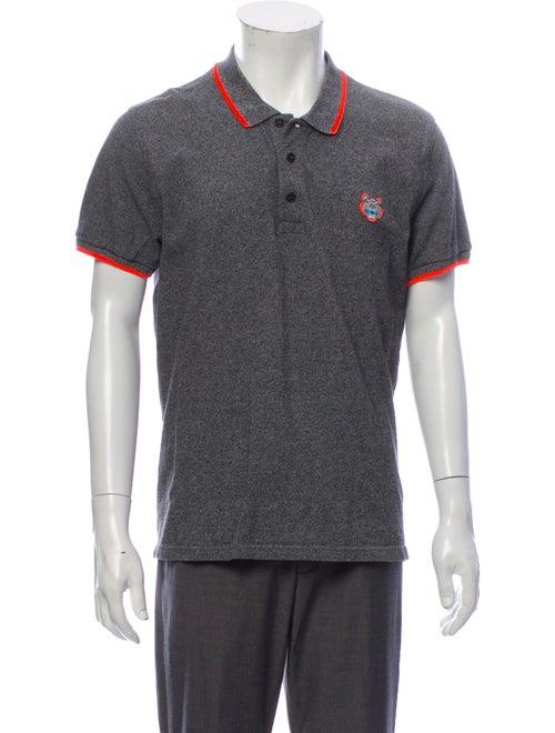 Kenzo Short Sleeve Polo Shirt Collar Polo Shirt Gr