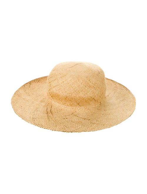 Kenzo Straw Wide Brim hat