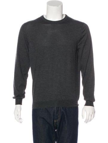 Kiton Cashmere & Silk Sweater None